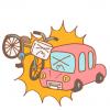 【衝撃】中国で『日本車』と『自転車』が正面衝突した結果 →画像