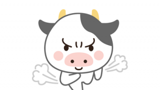 【悲報】自分を完全に馬だと思い込んでいる牛くんが見つかる…