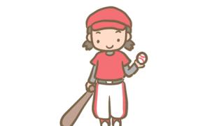【美少女】可愛すぎる12歳の野球少女 →動画像