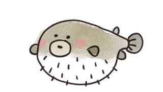 【悲報】フグさん、回る →動画