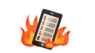 【テロ×ヱロ】焼肉屋の美人バイト(19)さん、岩塩を舐めて炎上 →画像