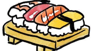 【悲報】水族館さん、握り寿司を展示する暴挙に出る →画像